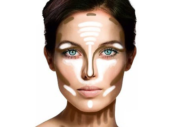 How highlighting and shading works