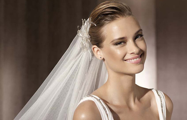 Wedding Hairstyles to Wear with a Veil