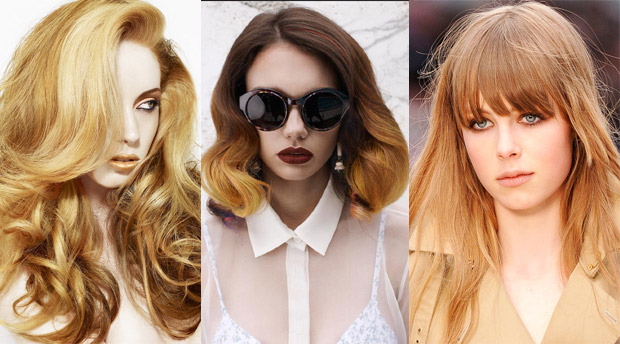 hair color trends � ideas for bold women