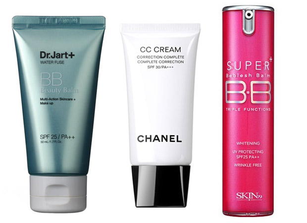 Best BB and CC Cream for pale skin