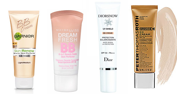 Best BB & CC Creams for medium skin