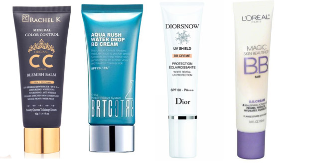 Best BB Creams for oily skin