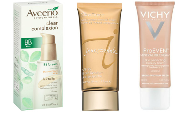 Best BB & CC Creams for acne