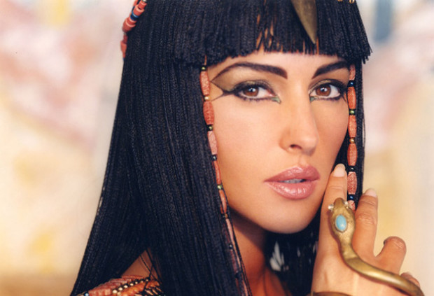 Ancient Egyptian Eye Makeup - tutorial for men and women