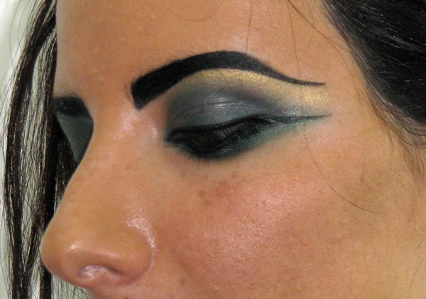 Egyptian Eye makeup tutorial