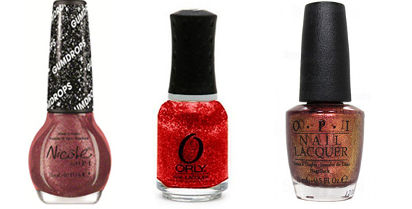 "Nicole by OPI ""Cinna-man of my dreams"" 