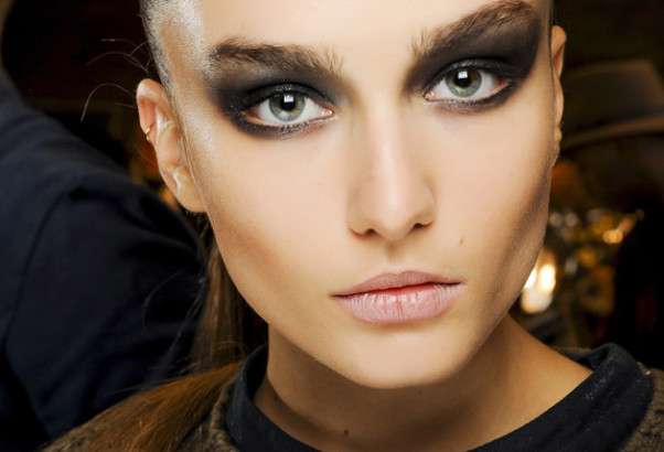Fall / Winter 2013 Makeup Trends by M.A.C