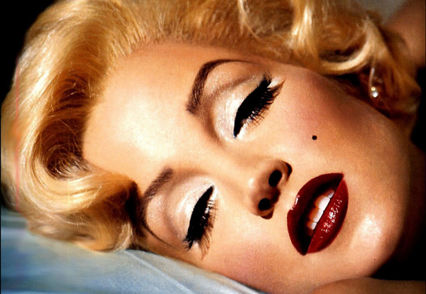 Marilyn Monroe Make-up Tutorial