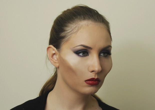 Maleficent Makeup Tutorial As Worn By
