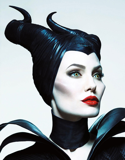 Maleficent Makeup Tutorial As Worn By Angelina Jolie