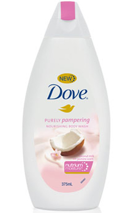Dove Purely Pampering Body Lotion With Coconut Milk Jasmine