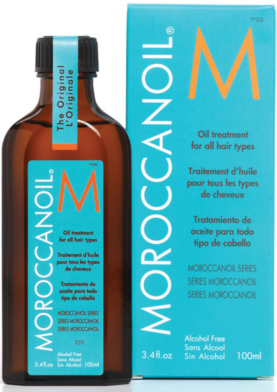 moroccanoil treatment light hair oil for thin, fine hair
