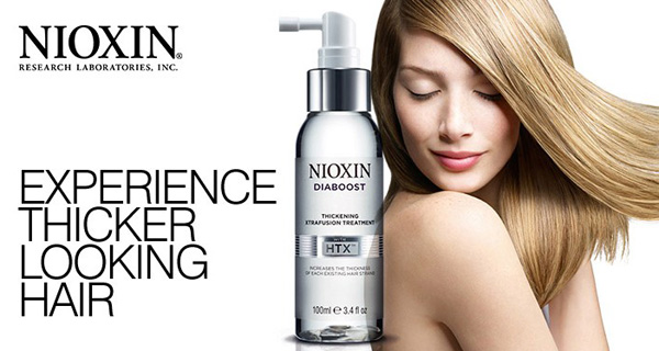 Nioxin Diaboost Hair Thinning Treatment