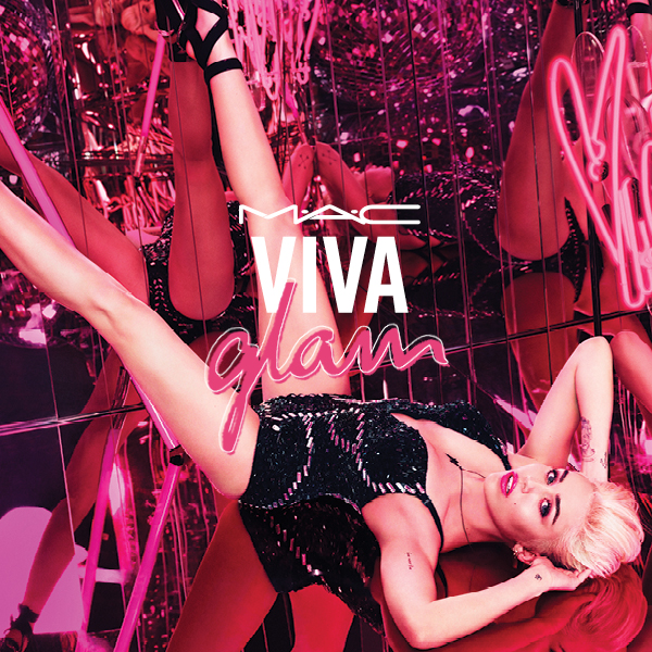 MAC Viva Glam 2015 Miley Cyrus
